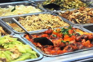 Das Chinarestaurant-Syndrom durch Geschmacksverstärker