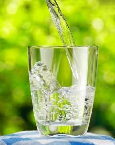 Wasser für den Flüssigkeitshaushalt